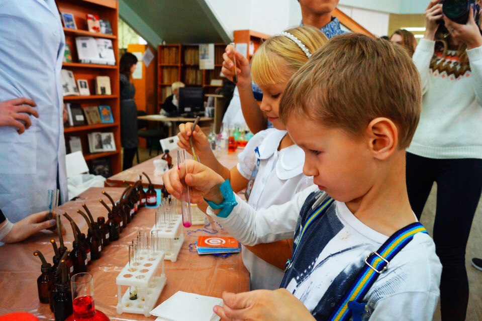 How to Connect Your Child's Interests in Science with Technology